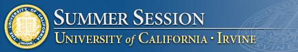 Logo der Summer Sessions an der UC Irvine