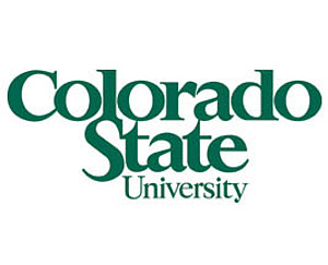 Logo der Colorado State University