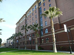 Campus der San Jose State University