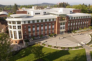 Campus der Oregon State University