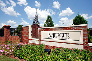 Campus der Mercer University