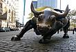 Bulle am New York Stock Exchange