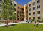 Studentenwohnheim an der CSUN