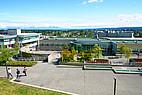 Seminargebäude der Vancouver Island University