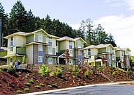 Wohnheime auf dem Campus der Vancouver Island University