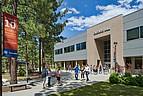 Die Cascade Hall auf dem Campus der OSU