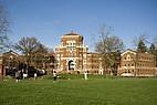 Historisches Gebäude auf dem Campus der Oregon State University