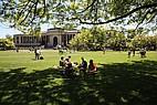 Studenten auf dem Campus der OSU