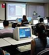 Computerraum an der UCR