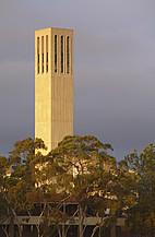 Der Storke Tower der University of California, Santa Barbara