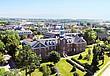 Blick auf die St. Francis Xavier University (Antigonish, Nova Scotia/Kanada)
