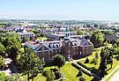 Der historische Campus der St. Francis Xavier University