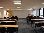 Seminarraum der London School of Business and Finance