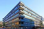 Das Seminargebäude der London School of Business and Finance