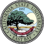 Logo der California State University, East Bay