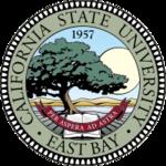 Logo der California State University, East Bay