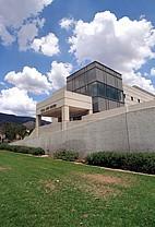Das Visual Arts Gebäude der CSU San Bernardino