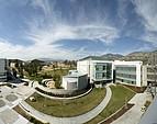 Panoramablick pber den CSU San Bernardino Campus