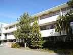 Seminargebäude auf dem Campus der CSU East Bay