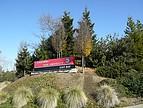 Das Eingangsportal der CSU East Bay
