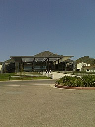 Blick auf den Campus der CSU Channel Islands