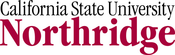 Logo der California State University, Northridge
