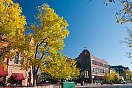 Innenstadt von Fort Collins