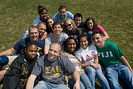 Studenten der Colorado State University (CSU)