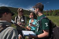 Studenten der CSU bei einem Field Trip