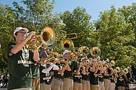 Eindrücke der CSU Marching Band