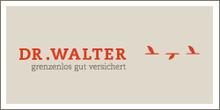 Logo Dr. Walter Reiseversicherungen