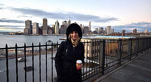 MBA Studentin in New York