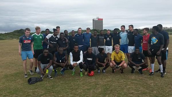 Sport Team an der NMU