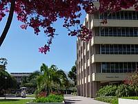 Das Cheadle Vorlesungsgebäude der UC Santa Barbara