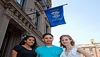 Studenten des Fisher College in Boston