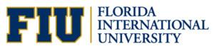 Logo der Florida International University in Miami