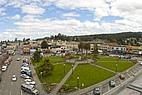 Die Innenstadt von Arcata