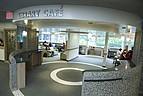 Das Library Café der Humboldt State University Bibliothek