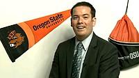 Jason Hall von der Oregon State University in Corvallis im Interview mit Academic Embassy