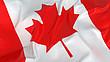 Nationalflagge Kanada