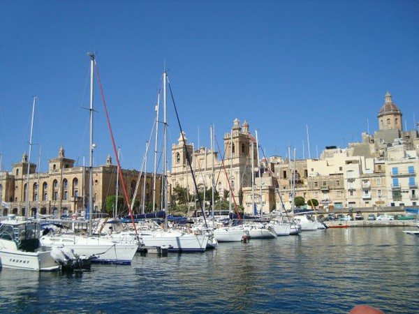 Hafenpromenade Sliema