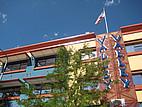 Einkaufszentrum in der Innenstadt von Billings
