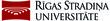 Logo der Riga Stradins University