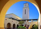 Das Hauptgebäude der San Diego State University