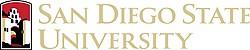 Logo der San Diego State University