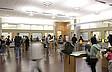 Die Bibliothek des Seattle Central Community College