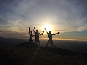 Mary's Peak bei Corvallis