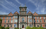 Historisches Gebäude in Leeds