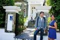 Sprachschüler vor dem Unterrichtsgebäude LSI London Hampstead