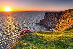 Sprachreise Irland Küste